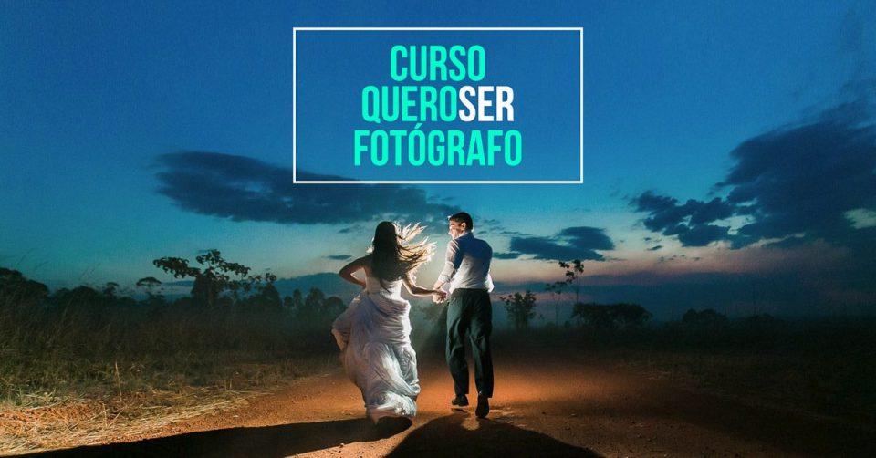 Curso Quero Ser Fotógrafo com Allan Elly e Lucas Cavalheiro em Porto Alegre