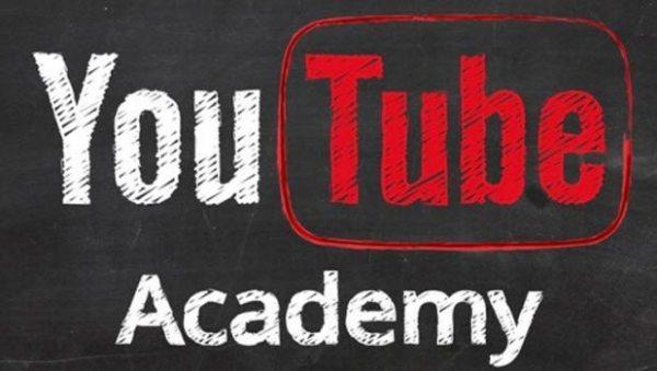 Youtube Academy 1
