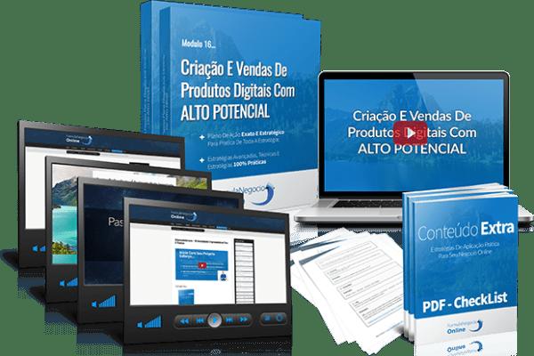 livro Digital Guia Definitivo Para Criar Seu Negocio Online
