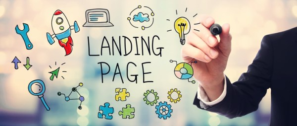 landing page perfeita e eficiente