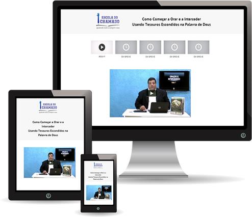Curso Gratuito Online Oração e Intercessão