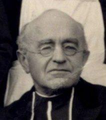 Vieux livres - Portrait de l'Abbé J-B Laborde-Escola Gaston Febus