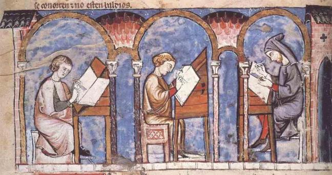Scriptorium - elucidar