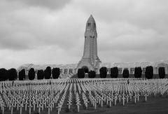 Les territoriaux - Ossuaire de Douaumont