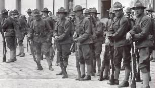 1917 - Les USA s'engagent dans la guerre - le retour
