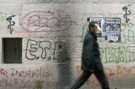 Arantxa et le problème basque