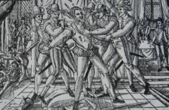L'assassinat du Duc de Guise le 23 décembre 1588 et les guerres de religion