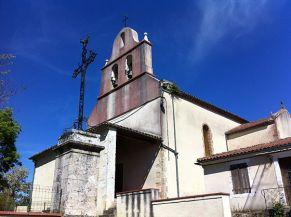L'église de Crastes (Gers), patrie de Joseph Lacomme