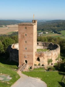 Le château de Montaner, l'expansion de Gaston Febus vers la Bigorre