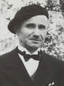 René Escoula auteur d'un manuel d'apprentissage du gascon