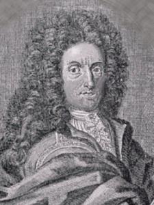 Hubert Gautier (1660-1737), Inspecteur des Grands Chemins, Ponts et Chaussées chargé par le Roi d'organiser la fourniture des mâts de marine