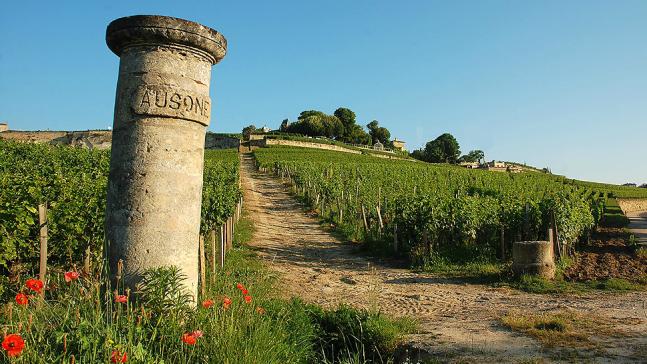 Le chateau Ausone