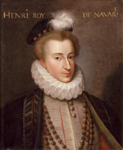 Henri III de Navarre protecteur de Bartas