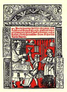 Le Llibre del coch du cusinier Mèste Robert