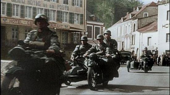 Guerre 1939-45 - la Division Das Reich