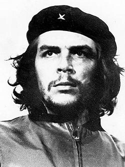 Che Guevara porte le béret