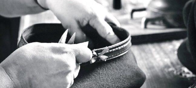 La fabrication du béret