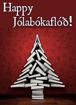 """la Jólabókaflóð, le """"déluge de livres"""""""