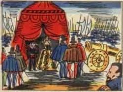 Jeanne délivre Navarrenx