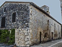 Vieille église Dastros