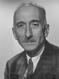 François Mauriac (1945)