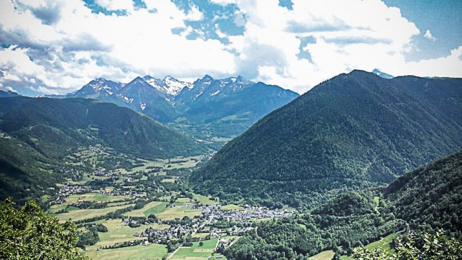 Pyrénées - paysage