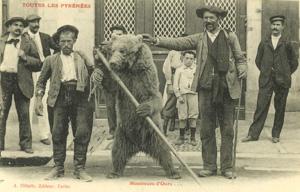 Les montreurs d'ours