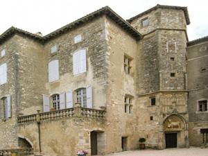 Palais des évêques de Comminges à Alan (31)