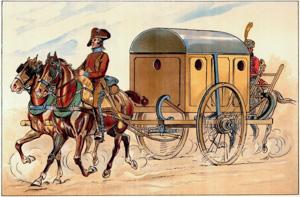 Ambulance volante de Dominique Larrey