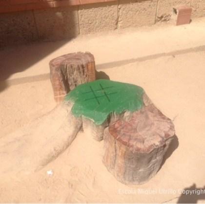 Per que hem tallat alguns arbres de l'escola?