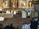 Celebración en la Basílica