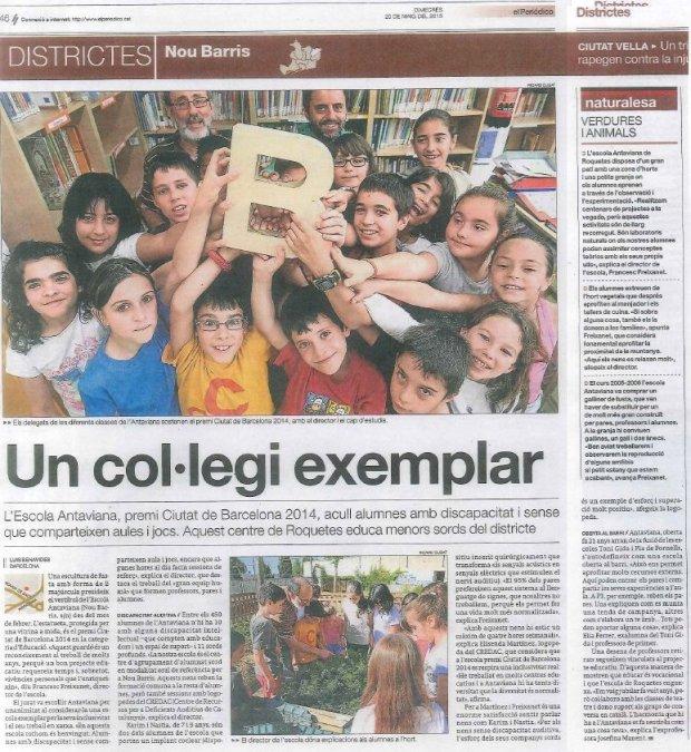 El Periódico Antaviana