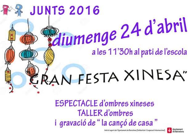 festa junts 2016