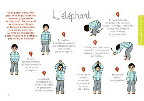 Ioga figura de l_elefant