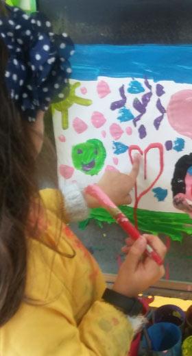 pré-escolar-artes-plásticas-creche-Aveiro