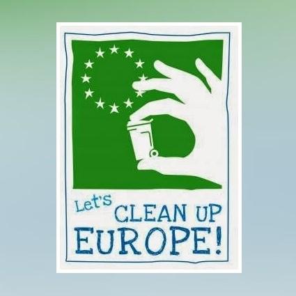 "Sadako s'adhereix a ""Let's Clean up Europe"""