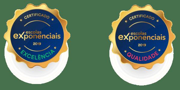certificação escolas exponenciais