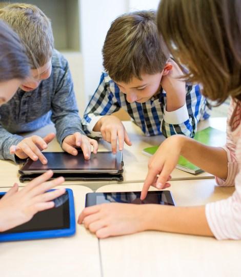 Tecnologias de Informação e Comunicação na escola