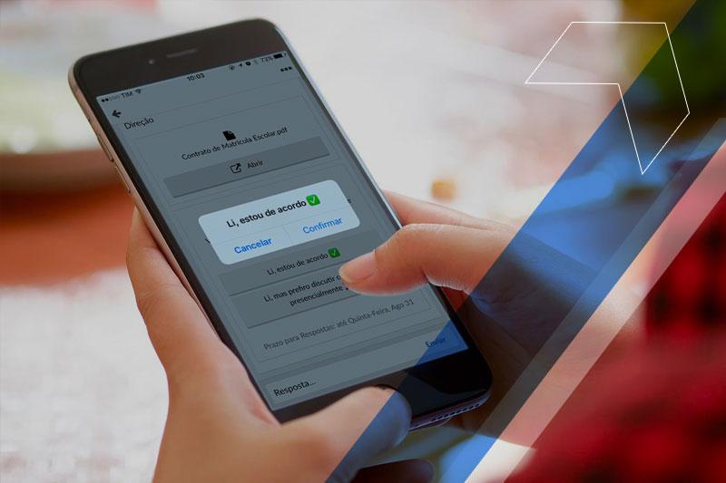 Rematrícula digital: otimize o processo de forma rápida e segura