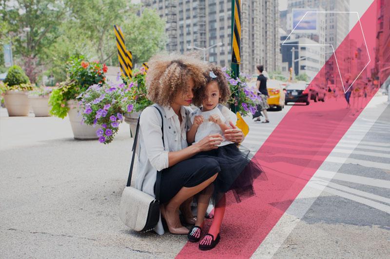 Dia das Mães: o carinho de quem deseja acompanhar os filhos de perto
