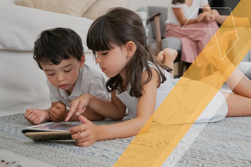 Aplicativos para a educação infantil