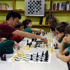 Xadrez - Profº Luiz Roberto