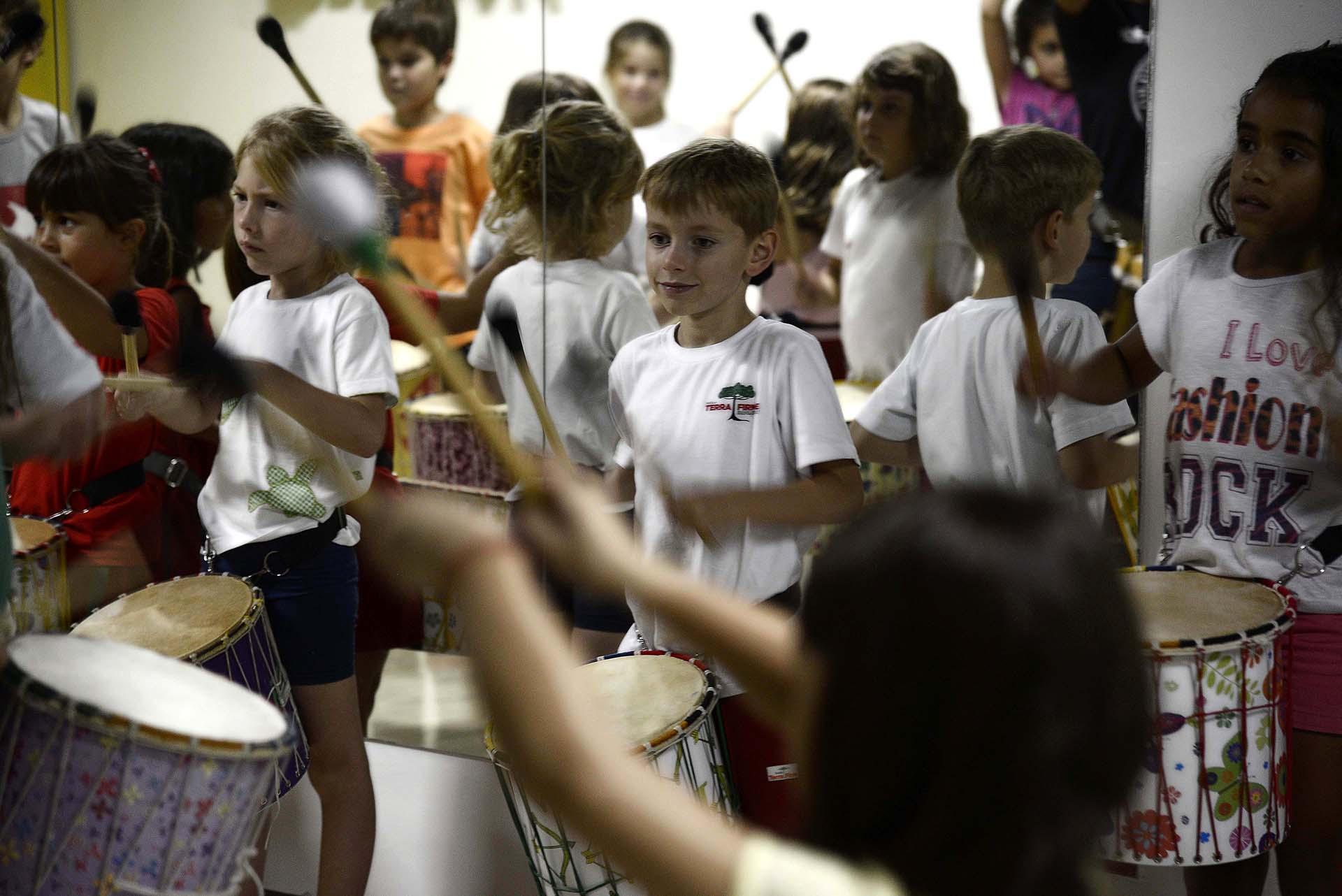 Batuqueiros - Profª Ana Carolina