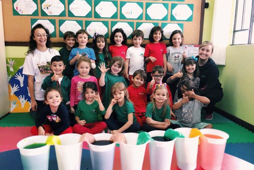Grupo III, Escola Terra Firme 2019 - Foto Bruna Bassetti Britto