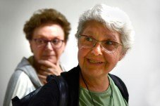Sandra Cornelsen e Laura Monte Serrat