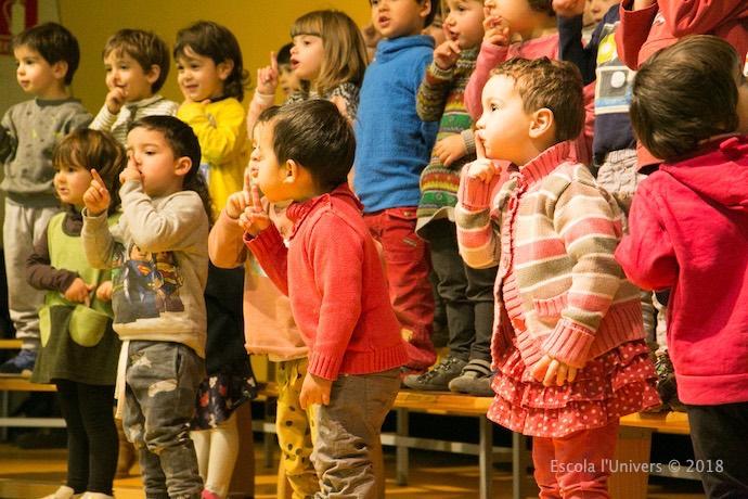 Concert de Nadal_Escola l'Univers2
