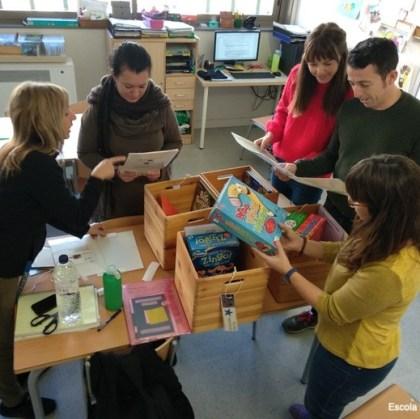 Estrenem noves caixes en anglès als Espais de grans
