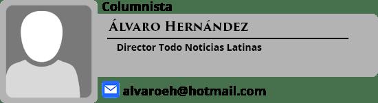 Columnista Alvaro Hernandez en escolombia