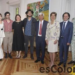 Reconocimiento a colombianos destacados en España