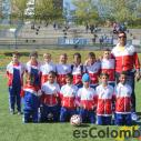 Colombia en la Madrid Youth Cup 2019 9